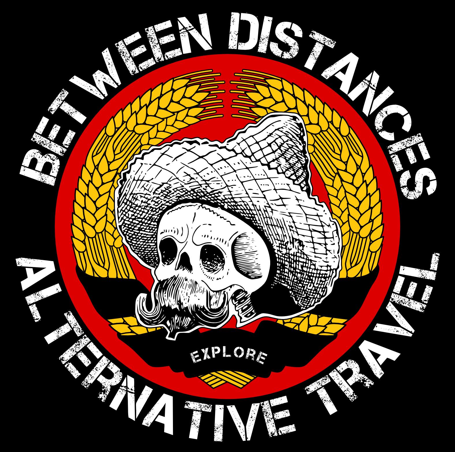Cropped Between Distances Logo Png Between Distances