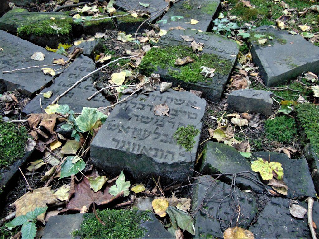 Jewish Cemetery Altona
